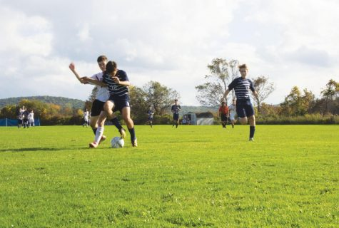 Thirds Soccer Combines Fury and Fun on the Field