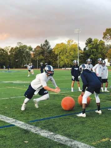 Athlete of the Issue: Max  Quinn '19