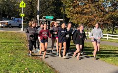 Girls Cross Country Strides Towards Founders