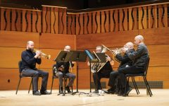 Atlantic Brass Quintet Offers Engaging Program