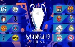 UEFA Champions League Returns for 2019 Season