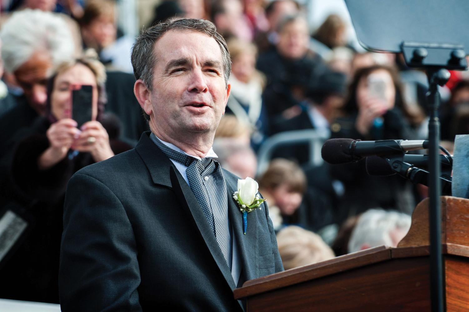Governor Ralph Northam faces allegations of racism.