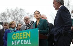 Congress Debates AOC's Green New Deal