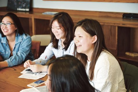Asian-American Footsteps Conference Comes to Campus