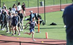 Track and Field Sprints Past Competition