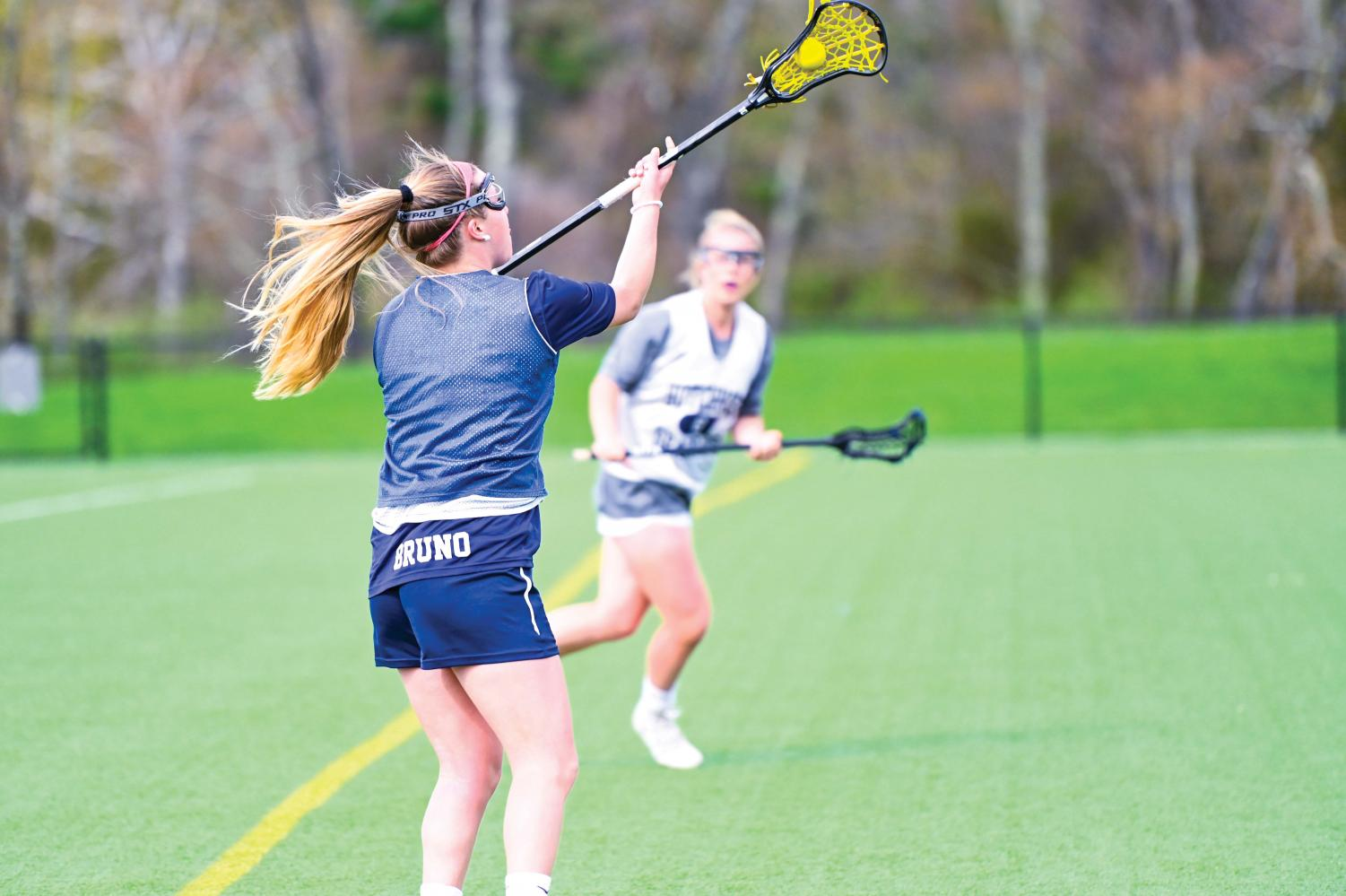 Recruits Strengthen Lacrosse's Attack
