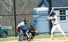 Athlete of the Issue:  Tommy Lewis '19