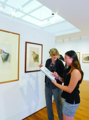 Ms. Moore Appointed Director of Gallery