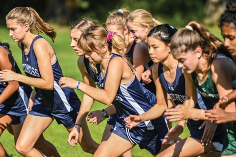 Girls Cross Country Races Past Competition