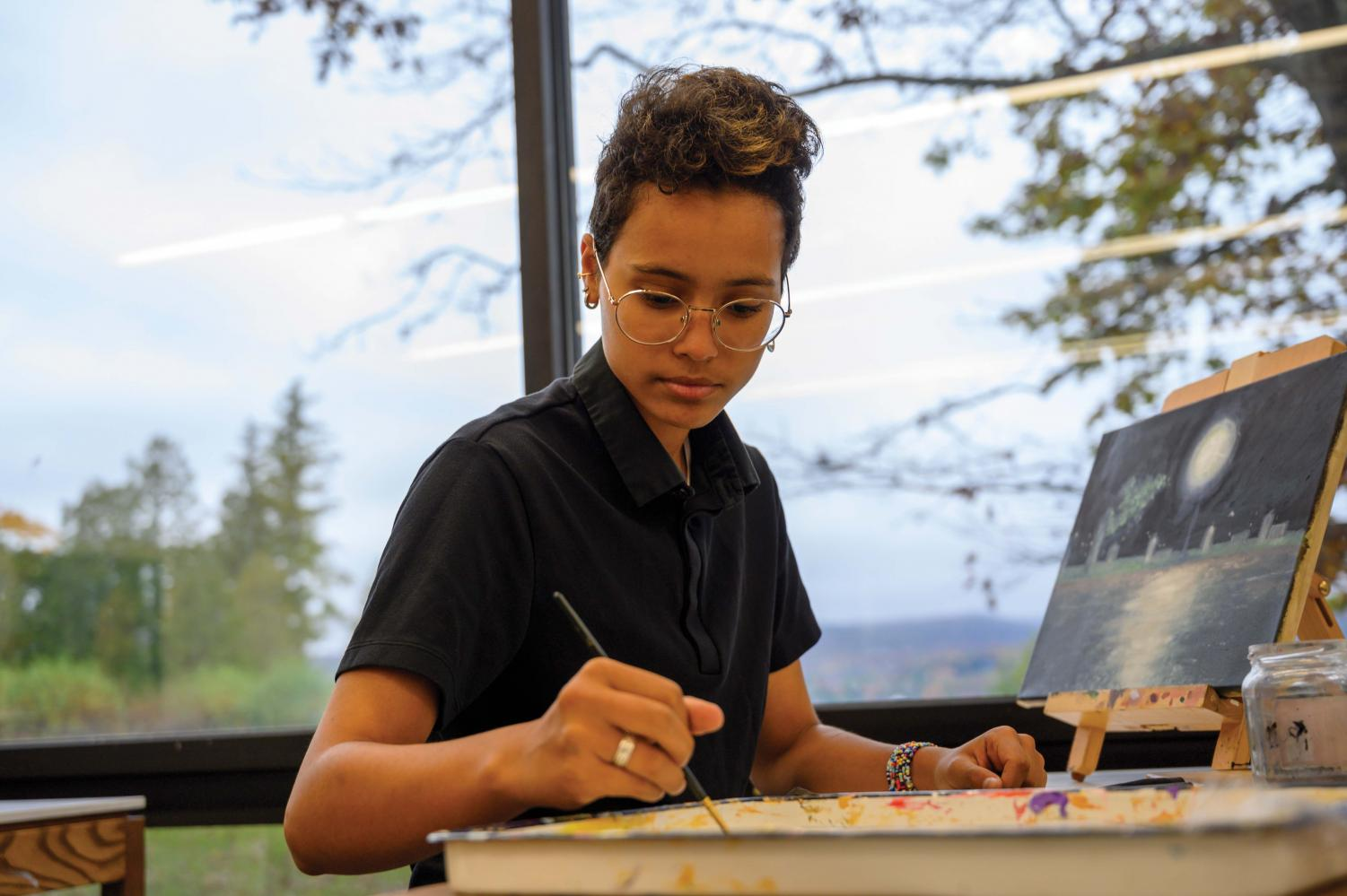 Artist of the Issue: Asher DuFord '20
