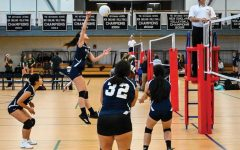 JV Volleyball Bounces Back
