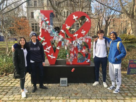 Quiz Bowl Competes  at UPenn