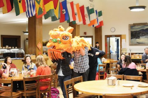 Students Ring in the Lunar New Year