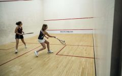 Girls JV Squash Makes a Comeback