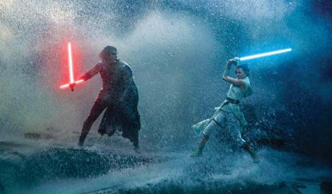 Star Wars: The Rise of Skywalker, directed by J. J. Abrams