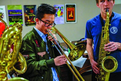 Student Musicians Shine in Walker