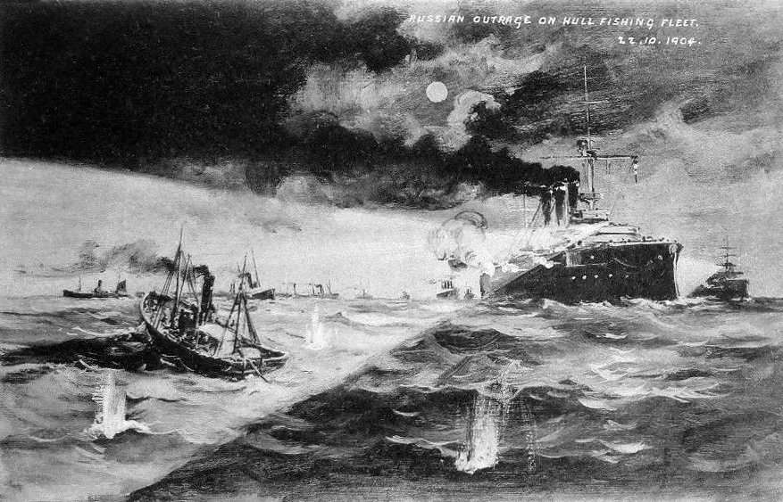 After+the+Japanese+Navy+attacked+the+Russian+Pacific+Fleet+in+1904%2C+Tsar+Nicholas+II+decided+to+dispatch+the+Russian+Baltic+Fleet+to+their+aid.
