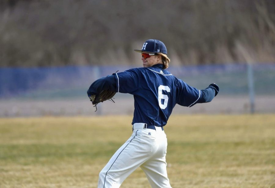 Dillon Cleary '20 is a four-year member of the Varsity Baseball Team.