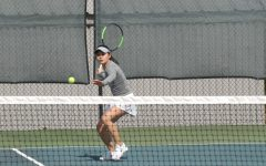 Li was positioned to be the number one seed on Girls Varsity Tennis for this season.