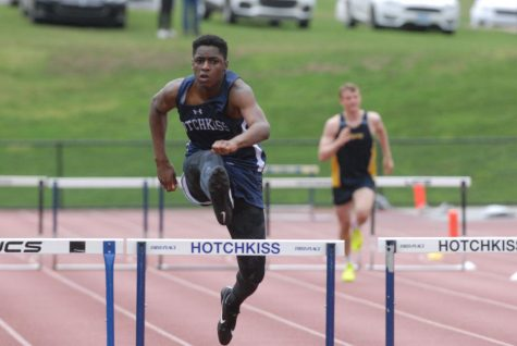 Athlete of the Issue: Obi Okoli '20