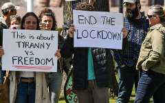 Recent protests have challenged state lockdowns.