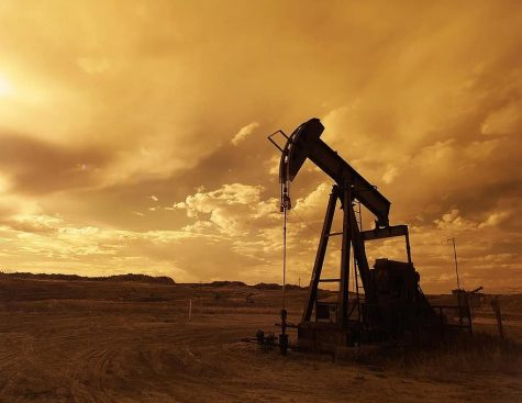 A steep decline in demand for oil due to reduced travel has forced drilling to stop.