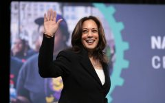 Democratic nominee Joe Biden announced Senator Kamala Harris would serve as his running mate in mid-August.