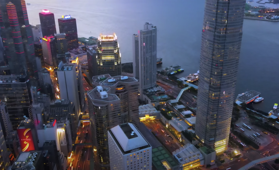 Community Voices: Hong Kong by the Sky