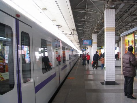 Shanghai's First Fully Automated Subway