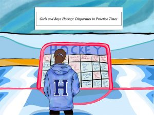 Less Time on the Ice for Girls Hockey