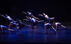Dance Company performs in the winter of 2019.