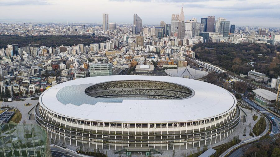 The newly renovated Japan National Stadium will serve as the main venue for the opening and closing ceremonies as well as all track and field events.