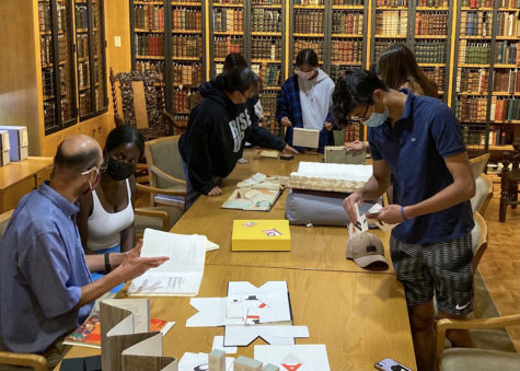 MacLeish Scholars Program Moves into its Second Year