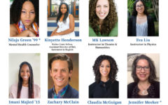 Introducing New Faculty